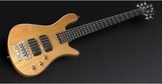 Warwick Rockbass Streamer Standard 5-String Bass passive, Honey
