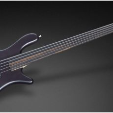 Warwick Rockbass Streamer Standard 5-String Fretless Bass passive, Nirvana Black