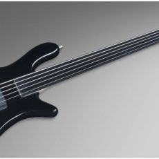 Warwick Rockbass Streamer Standard 5-String Bass passive, Fretless, Black High Polish