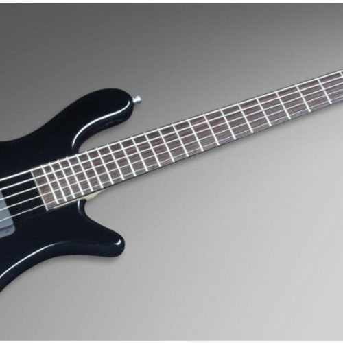 Warwick Rockbass Streamer Standard 5-String Bass passive, Black High Polish