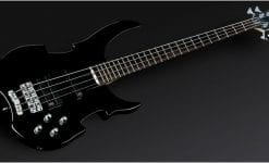 Warwick Rockbass Vampyre 4-String Bass active, Black High Polish