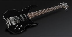 Warwick Rockbass Vampyre 5-String active, Black High Polish