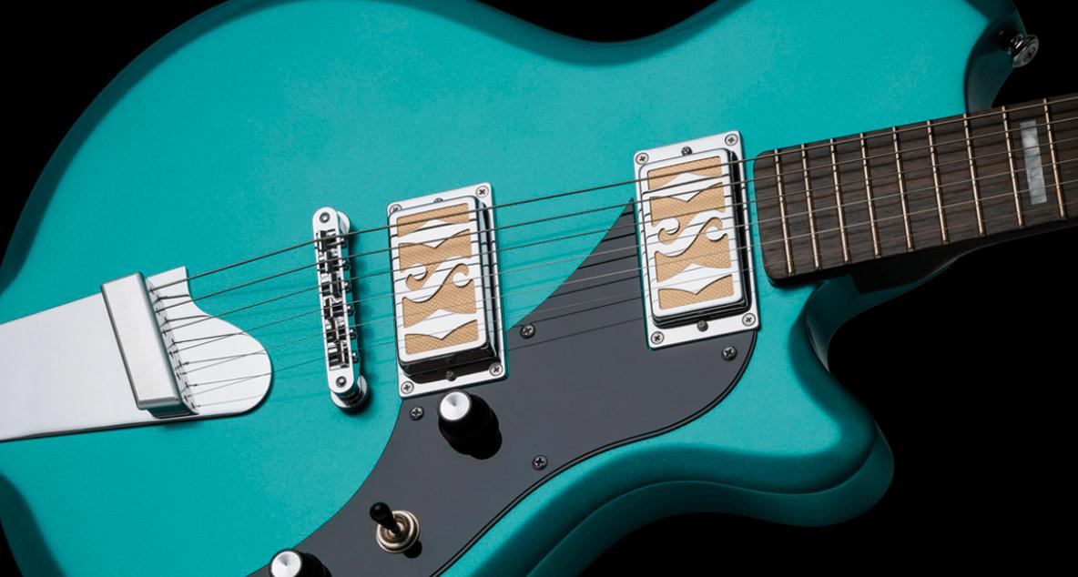 supro guitars