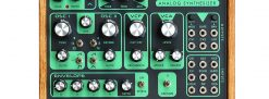 Dreadbox Erebus analog synth