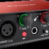 Focusrite Scarlet 2 Solo usb audio interface