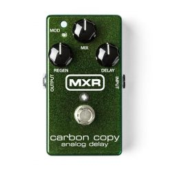 MXR Carbon copy analog delayMAIN