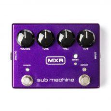 MXR Submachine octave fuzz