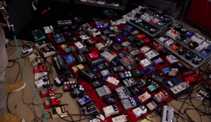 pedalboards