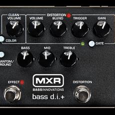 MXR BassDI-11