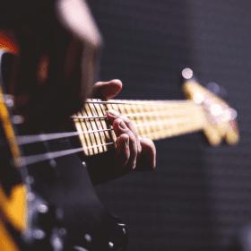 Elektrische basgitaren