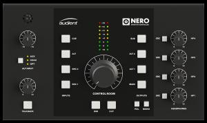 audient nero monitor controller