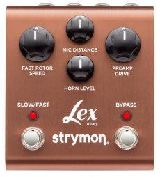 Strymon Lex rotary effect