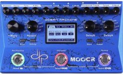Mooer Ocean Machine reverb & delay