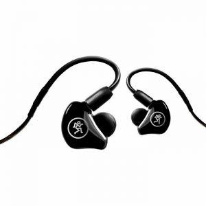 Mackie mp240 in-ears