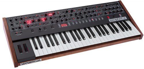 Sequential Prophet 6 keyboard