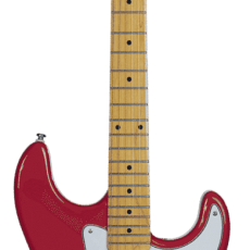 G&L Tribute legacy Fullerton Red
