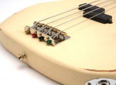 Slick guitars bass