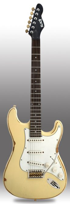 slick guitars sl57