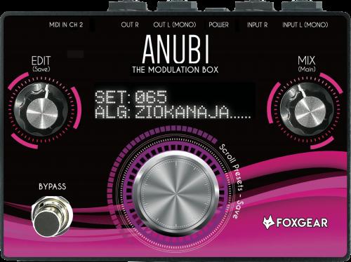 anubi modulation box