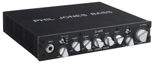 Phil Jones d400
