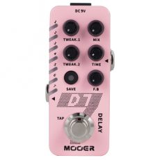 Mooer D7 delay en looper